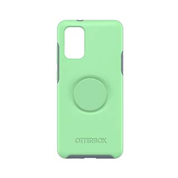 Samsung Galaxy S20+ Otterbox + POP Turquoise/Blue (Mint To Be) Symmetry Series Case