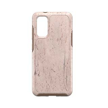 Samsung Galaxy S20 Otterbox Red/Rose Gold (Set in Stone) Symmetry Series Case