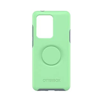 Samsung Galaxy S20 Ultra Otterbox + POP Turquoise/Blue (Mint To Be) Symmetry Series Case
