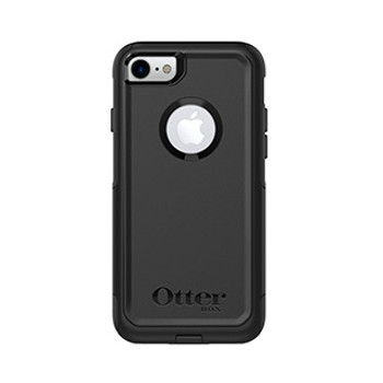 iPhone SE (2020)/8/7 Otterbox Black Commuter Series case