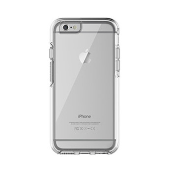 iPhone 6/6S Otterbox Clear/Clear Symmetry Series case