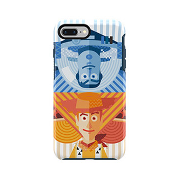 iPhone 8 Plus/7 Plus Otterbox Buzz & Woody Symmetry Toy Story Series Case