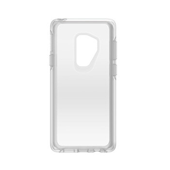 Samsung Galaxy S9+ Otterbox Clear/Clear Symmetry Series case