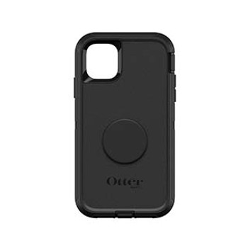 iPhone 11 Otterbox + POP Black Defender Series Case