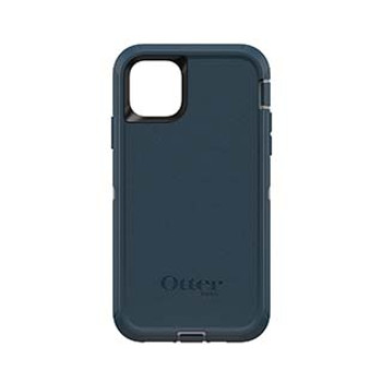 iPhone 11 Pro Max Otterbox Blue/Grey (Gone Fishin') Defender Series Case