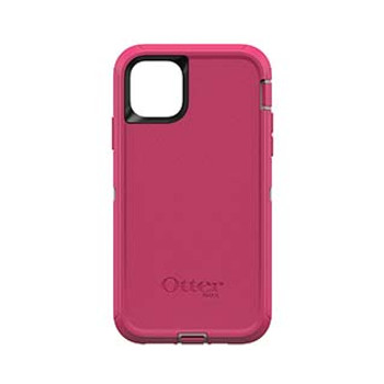 iPhone 11 Pro Max Otterbox Pink/Grey (Love Bug) Defender Series Case