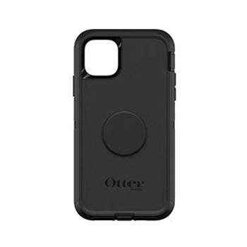 iPhone 11 Pro Max Otterbox + POP Black Defender Series Case
