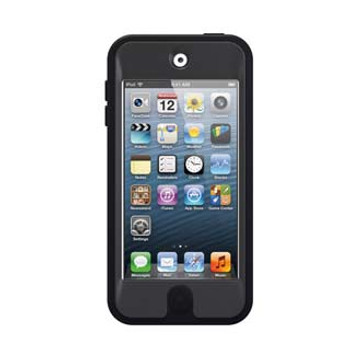 iPod Touch 5th/6th Generation/7th Generation Otterbox Black/Slate (Coal) Defender series case