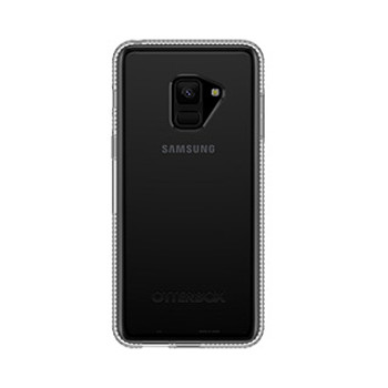 Samsung Galaxy A8 (2018) Otterbox Clear Prefix series case
