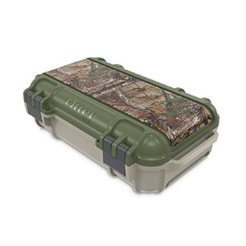 Otterbox Green/Grey (Trail Side) Realtree Camo 3250 Drybox Series