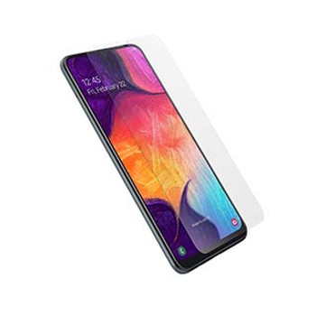 Samsung Galaxy A50 Otterbox Clearly Protected Alpha Glass Screen Protector