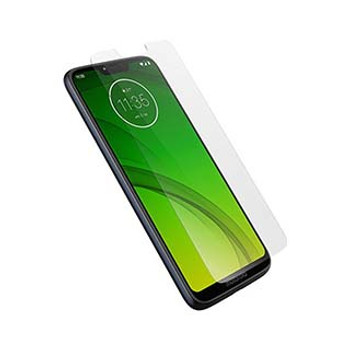 Motorola G7 Power Otterbox Clearly Protected Alpha Glass Screen Protector