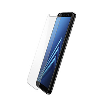 Samsung Galaxy A8 (2018) Otterbox Clearly Protected Alpha Glass screen protector