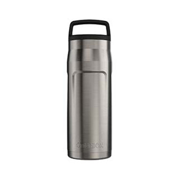 Otterbox Stainless Steel Elevation Silver 36oz Growler w/Screw On Lid