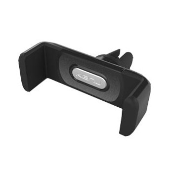 """The Kenu Airframe+ is an elegant and portable hands-free car mount that will improve your driving experience. It`s simple to use, just attach Airframe on to any air vent in your vehicle and insert your smartphone. The Airframe+ has the same steady grip as the original Airframe, but offers an extended size to support larger smartphones with or without a case, ranging from 4"""" to 6"""" in screen size. This lightweight car mount weighs less than an ounce making it functional as well as portable, perfect for everyday use, vacations and business trips. WORKS WITH ANY VENT TYPE Kenu's patent-pending design uses a rotating clip, that securely mounts Airframe onto any vent (horizontal, vertical, or angled). Soft, over–molded grips keep your car free from scratches.  TRAVEL STAND Use any card from your wallet to transform Airframe into the ultimate hands-free stand. All you need to do is insert your card into the rotating clip. Airframe works in portrait and landscape format, perfect for watching videos or playing games on flights and train rides."""