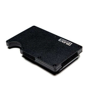 Made from sturdy aluminum, the Totinit Vault RFID Wallet is built to keep all your credit cards protected in one place.Minimalistic and featuring a protective design, the Totinit Vault RFID Wallet offers an expandable card holder section to securely store up to 12 credit cards/IDs. Plus, it comes with the attached money clip to help you carry cash. While being extremely practical and easy to use, the aluminum casing protects you from unwanted wireless communication. Carry the compact Totinit Vault RFID Wallet in your pack, purse or even your front pocket. It's that small.