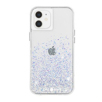 Add a little more glam to your life with the Case-Mate Twinkle case featuring iridescent glitter foil and 10 feet drop protection.   A fun twist on Case-Mate's classic Karat case, the Twinkle design has eye-catching iridescent glitter foil suspended in clear resin. For those who want a little more glam, the Twinkle case is the choice for you!