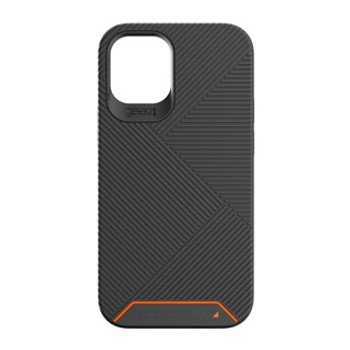 Gear4's Battersea case provides ultimate protection for glass back devices thanks to its extra D3O® coverage inside the case. The Gear4 Battersea case provides extra protection with D3O® coating the entire interior of the case. Featuring a flexible TPU design and a textured polycarbonate back, this durable case is perfect for anyone looking for protection without adding bulk to their device.Approved by D3O®D3O® is a world-renowned specialist impact protection company, that uses its unique knowledge and know-how to advise regulatory bodies on the best practice for impact protection.D3O®is a patented material proven to deliver superior impact protection through advanced shock absorption. D3O® is used by the military and medical field as well as in workwear, sports apparel, motorcycle apparel and footwear.D3O® material has a unique molecular structure that is soft and flexible, but on shock, the molecules lock together causing impact energy to dissipate which reduces force and then returns to its flexible state. The greater the force of the impact, the more the molecules lock together and the greater the protection.