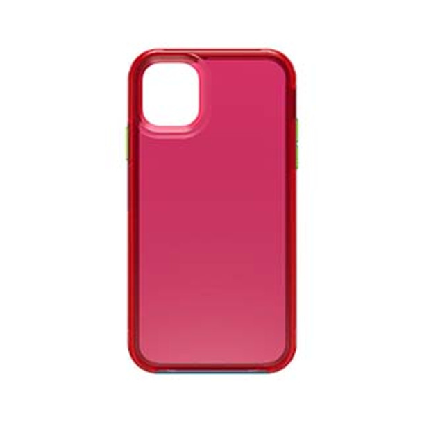 iPhone 11 LifeProof Pink/Purple (Riot) Slam Series Case