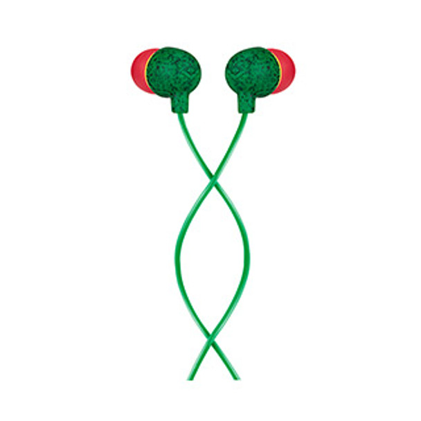 House of Marley Rasta Little Bird Earbuds
