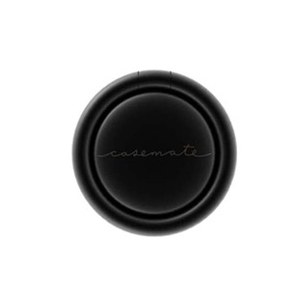 Universal Case-Mate Black Solid Ring