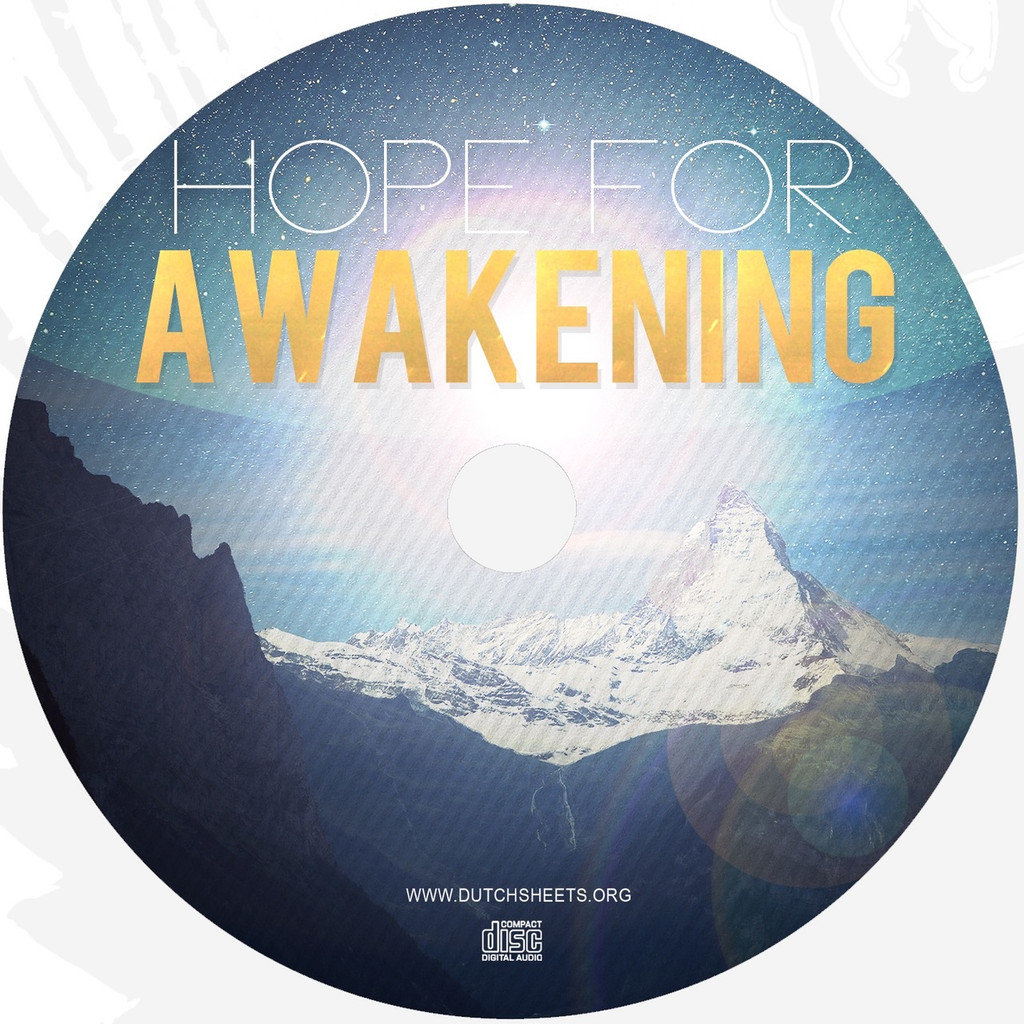 Hope For Awakening (CD)
