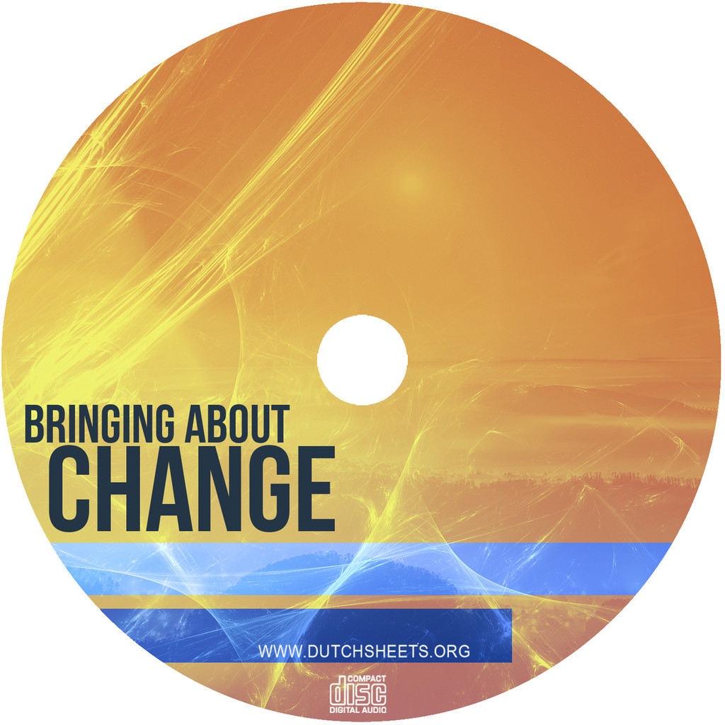 Bringing About Change (CD)