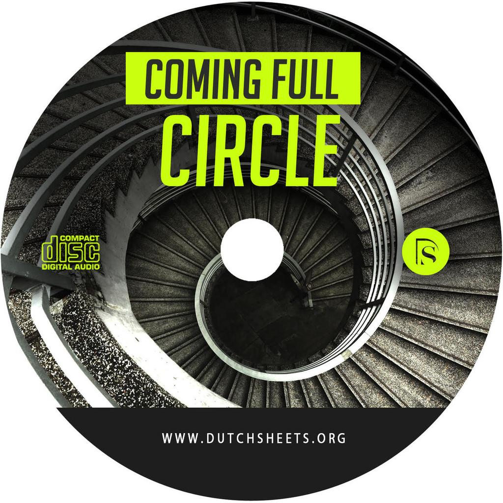 Coming Full Circle (CD)