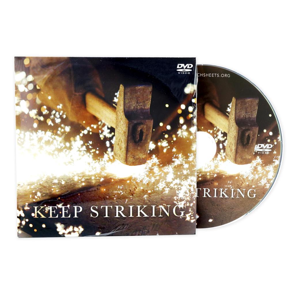 Keep Striking DVD