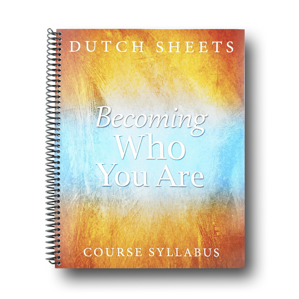 Becoming Who You Are (Workbook)