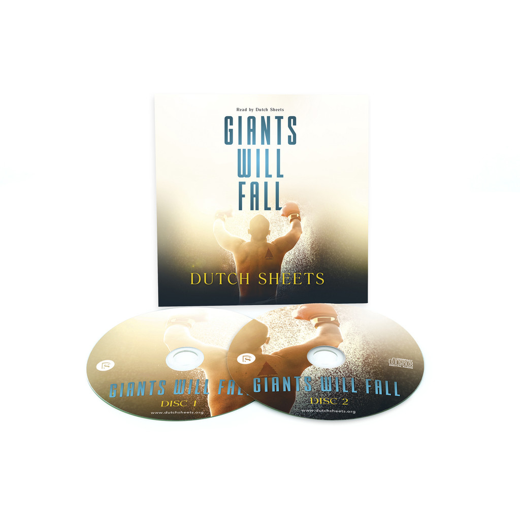 Giants Will Fall (Audiobook)