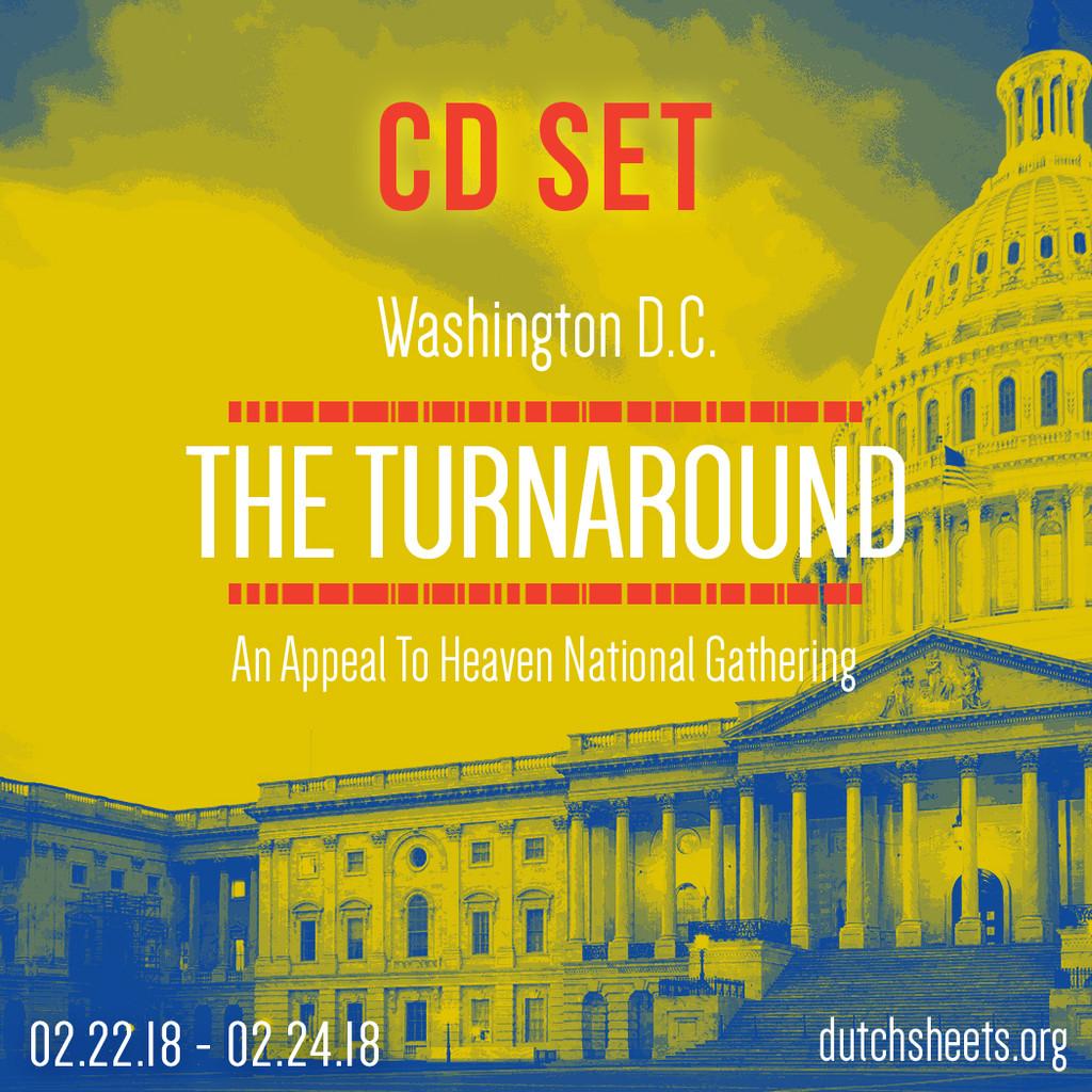 Turnaround CD Set