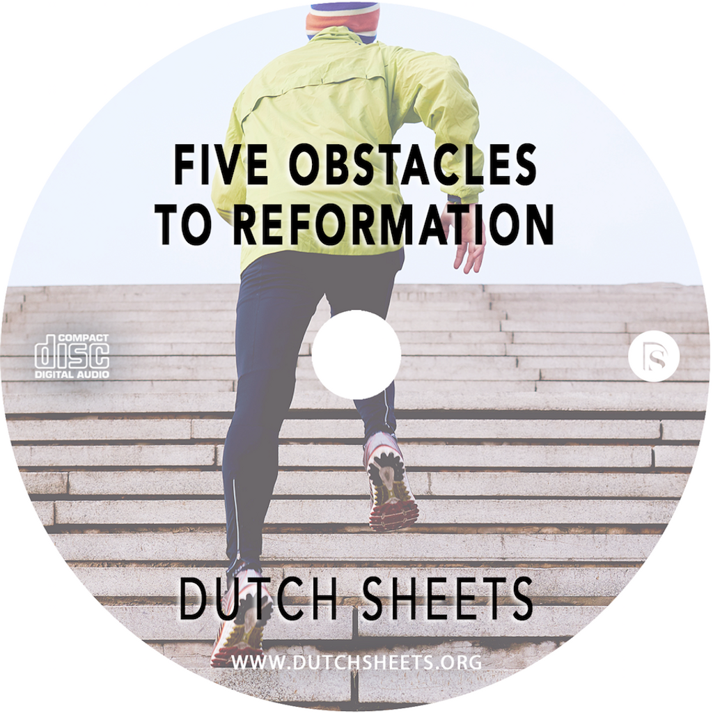 Five Obstacles to Reformation