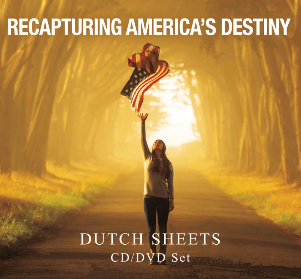 Recapturing America's Destiny CD/DVD Set