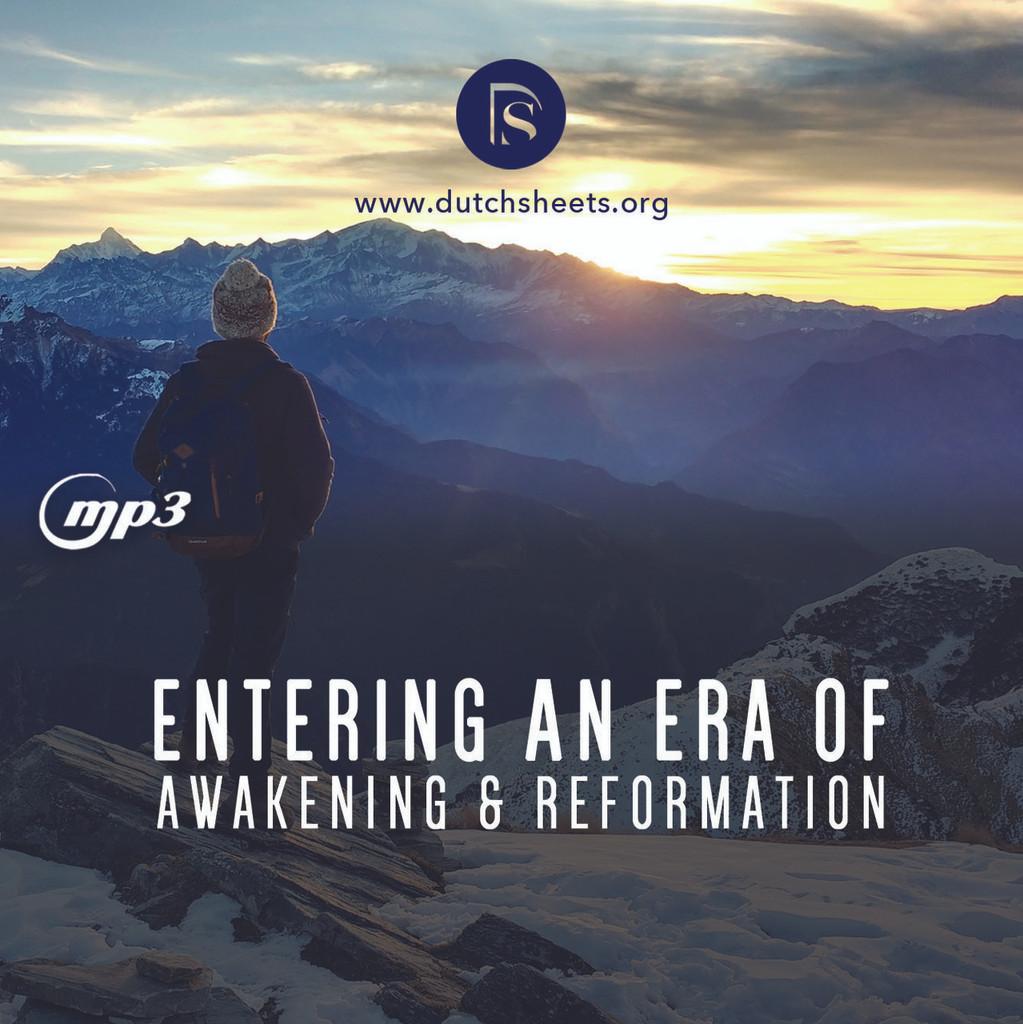 Entering an Era of Awakening and Reformation (MP3 Download)