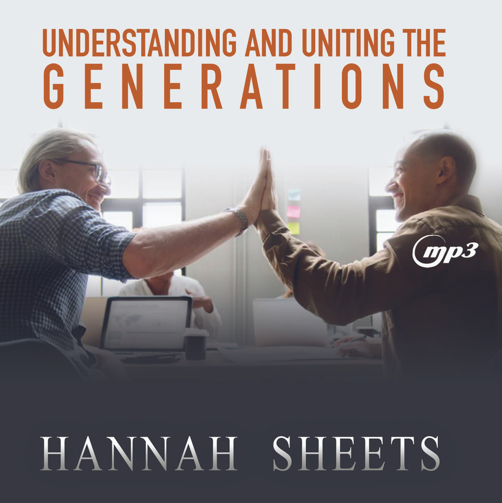 Understanding and Uniting the Generations (MP3 Download)