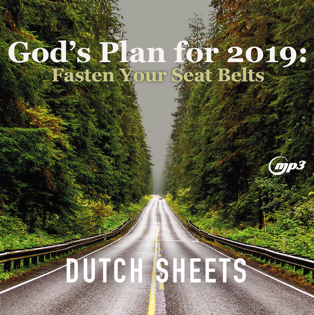 God's Plan for 2019 - Fasten Your Seatbelts (2-MP3 Download)