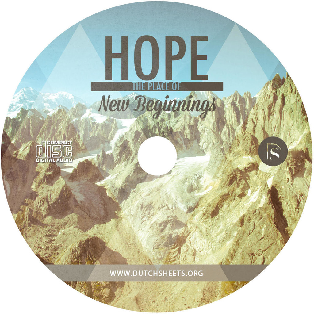 Hope: The Place of New Beginnings (CD)