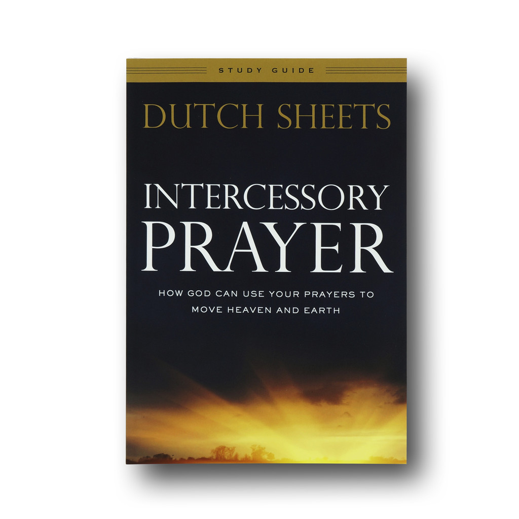 Intercessory Prayer (Study Guide)
