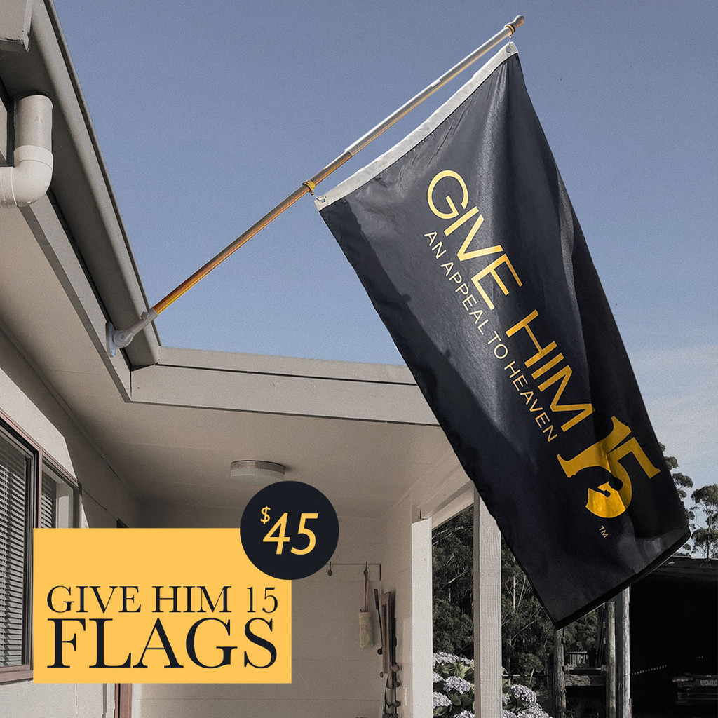 GH15 Flag