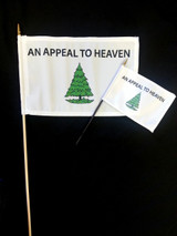 "X-Small An Appeal to Heaven Flag (4"" x 6"")"