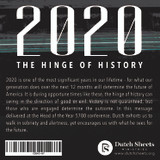 2020: The Hinge of History MP3