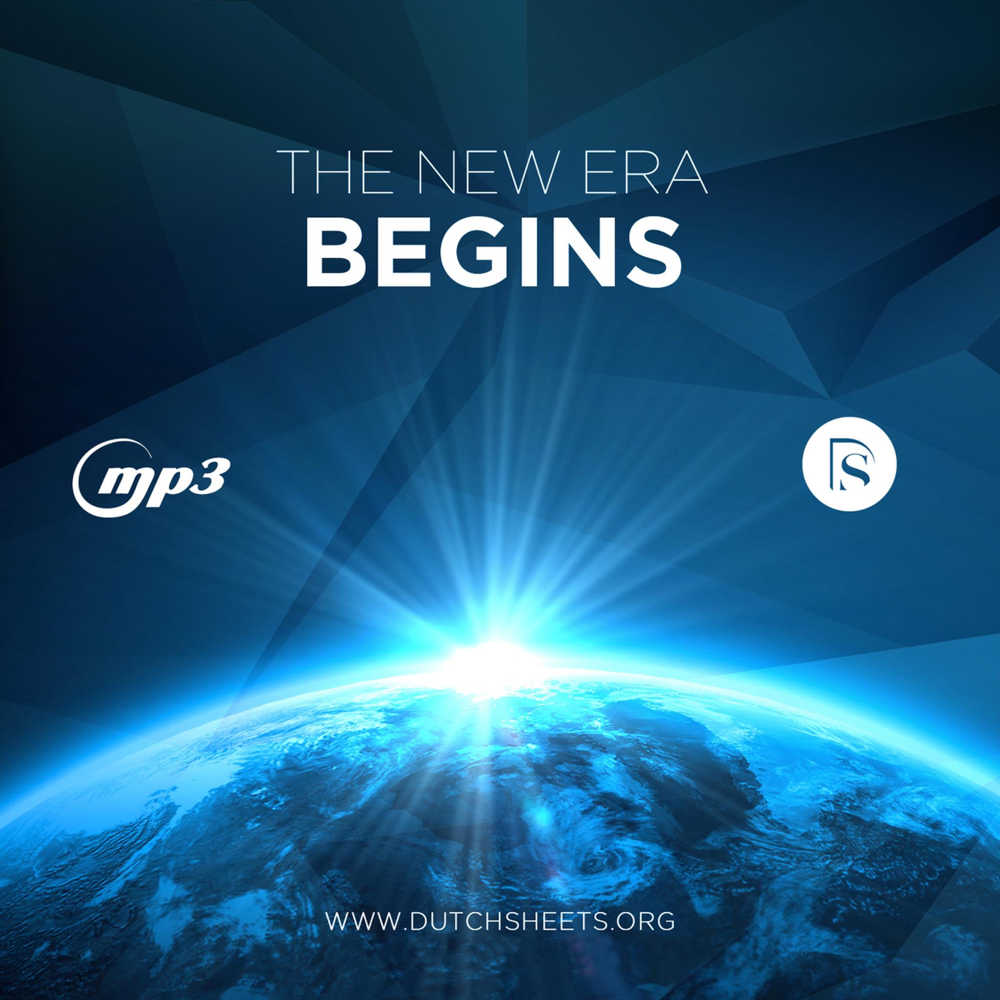 New Era Begins, The (MP3 Download)