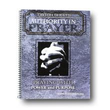 Authority in Prayer (Workbook)