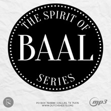 Spirit of Baal Series, The (4-MP3 Download)