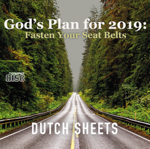 God's Plan for 2019 - Fasten Your Seatbelts (2 CD Set)