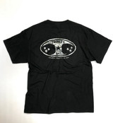 Black Digital Camo T-Shirt