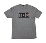 TBC T-shirt gray