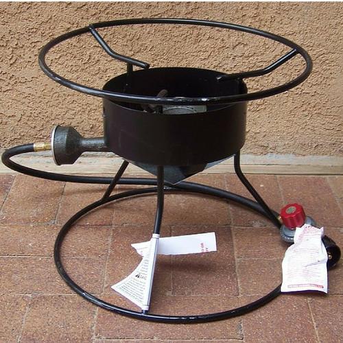 Discada Plow Disc Burner
