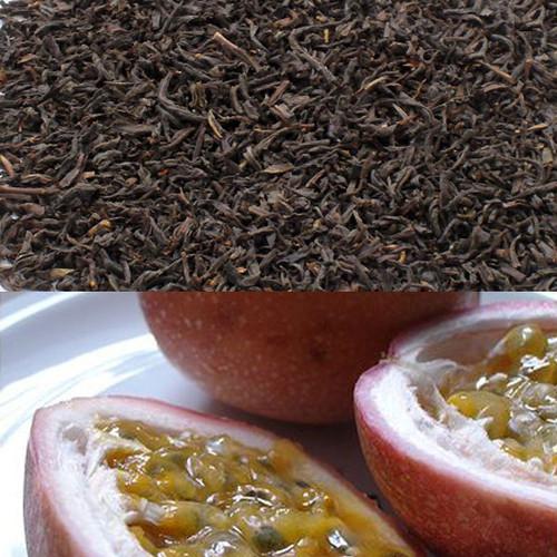 Passion Fruit Flavored Black Tea